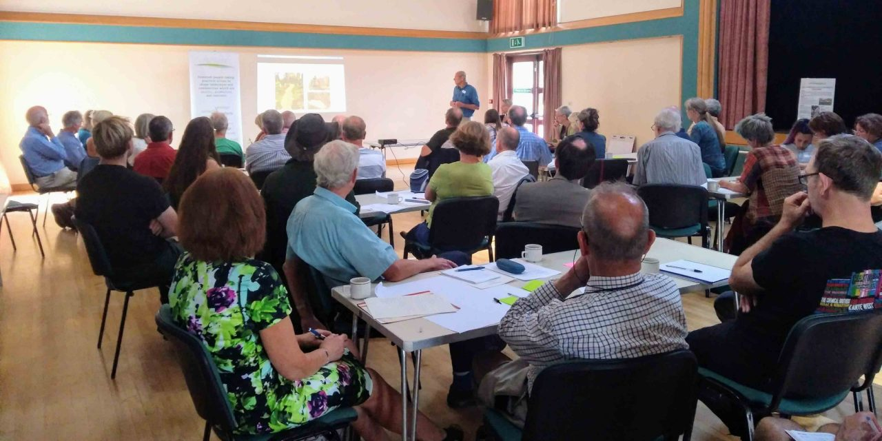 Trees for Somerset – Trees for your Parish – Conference 2nd August 2019 – update